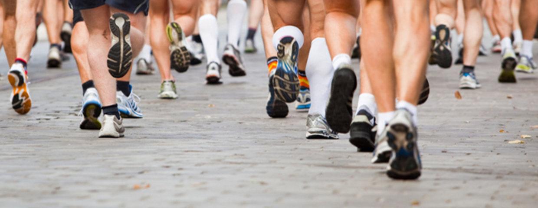 Lauf Training